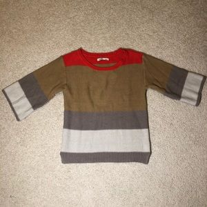 Old Navy 3/4 Bell-Sleeve Sweater